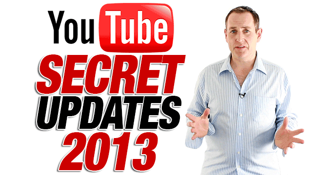YouTube Update 2013