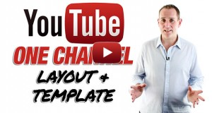 youtube-one-channel-layout-template