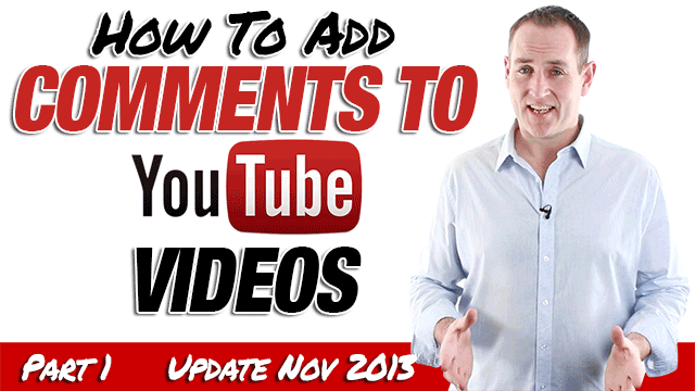 How to add YouTube Comments on YouTube with Google+