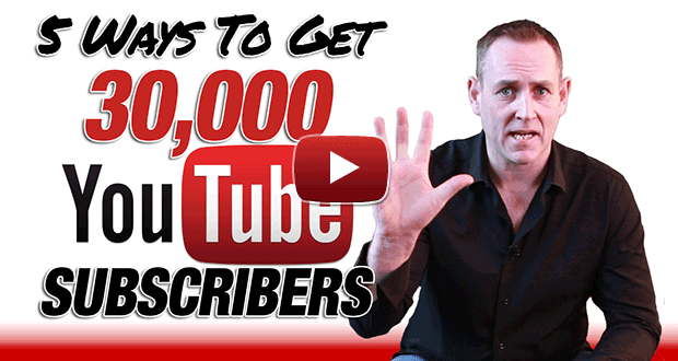 how-to-get-30000-subscribers-on-youtube