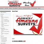 Create Amazing Surveys