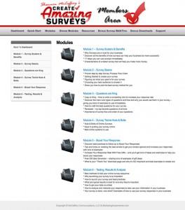 Create Amazing Surveys