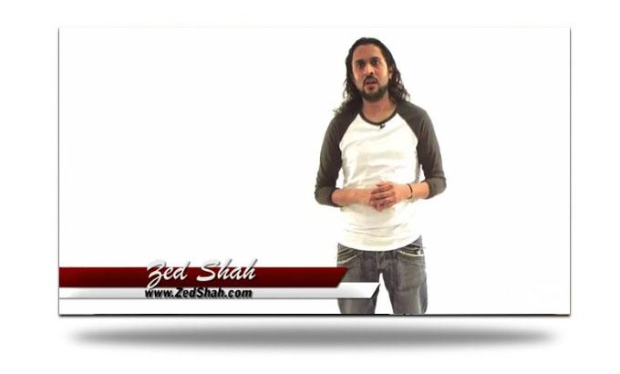 Zed Shah Testimonial