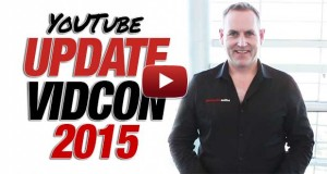 YouTube Update from VidCon 2015